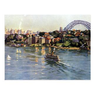 Puerto Australia de Sydney Postal