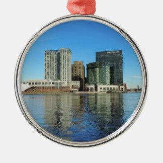 Puerto Baltimore del este Adornos De Navidad