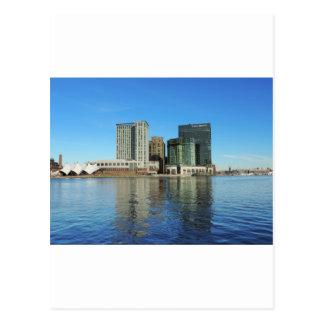 Puerto Baltimore del este Postal