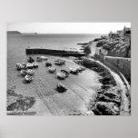 Puerto Cornualles de Portscatho Impresiones