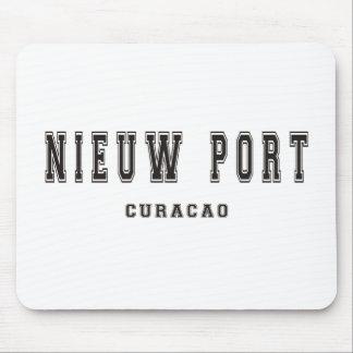 Puerto Curaçao de Nieuw Tapete De Raton