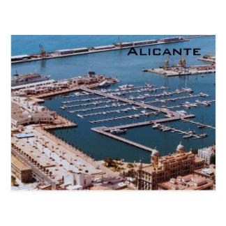 Puerto de Alicante Tarjetas Postales