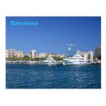 Puerto de Barcelona Postales