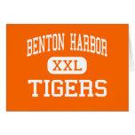 Puerto de Benton - tigres - alto - puerto de Bento Felicitacion