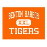 Puerto de Benton - tigres - alto - puerto de Bento Tarjeta Postal