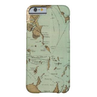Puerto de Boston Funda Barely There iPhone 6