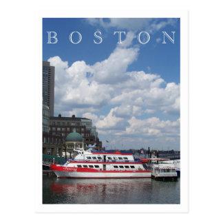 Puerto de Boston Postal