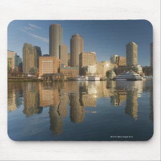 Puerto de Boston visto del pie Poi Mousepad