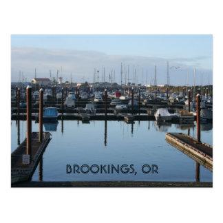 Puerto de Brookings Postal