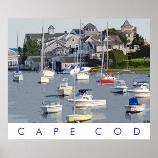 Puerto de Cape Cod Posters