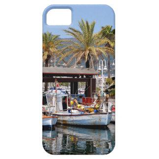 Puerto de Cavalaire-sur-MER en Francia iPhone 5 Coberturas