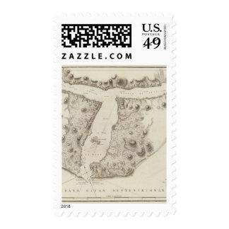 Puerto de francés sellos