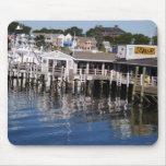 Puerto de Hyannis, Cape Cod Tapete De Raton