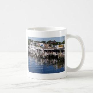 Puerto de Hyannis Cape Cod Taza De Café