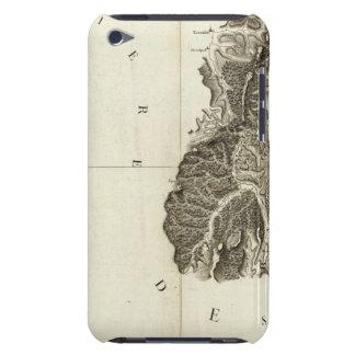 Puerto de Jean Piedde del santo iPod Touch Case-Mate Cárcasas