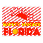 Puerto de la seguridad, la Florida Tarjeta Postal