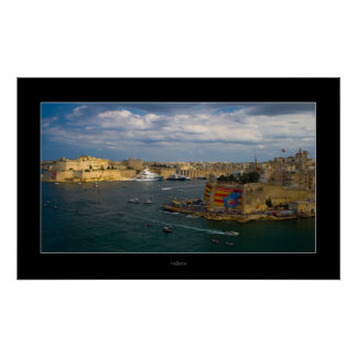 Puerto de La Valeta (isla de Malta) Impresiones