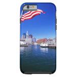Puerto de los E.E.U.U., Massachusetts, Boston, Funda Resistente iPhone 6