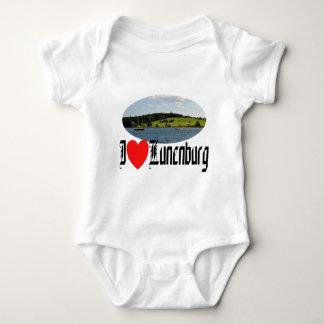 Puerto de Lunenburg Body Para Bebé