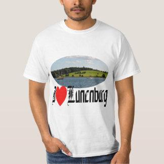 Puerto de Lunenburg Playera