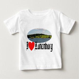 Puerto de Lunenburg Playera De Bebé