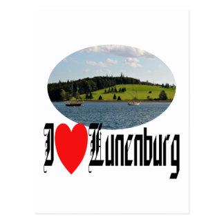 Puerto de Lunenburg Postal