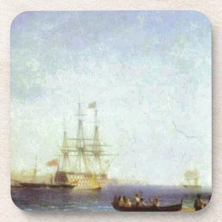 Puerto de Malta Valetto de Ivan Aivazovsky Posavaso