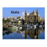Puerto de Malta Vallete (St.K) Postal
