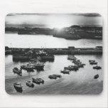 Puerto de Newquay, costa atlántica, Cornualles, Re Tapetes De Raton