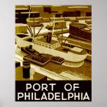 Puerto de Philadelphia Impresiones
