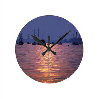Puerto de Poole Reloj