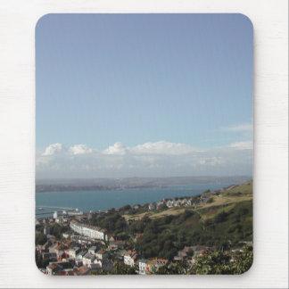 Puerto de Portland. Dorset, Reino Unido Tapete De Raton