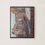 Puerto de Riomaggiore - en Black.jpg Puzzles Con Fotos