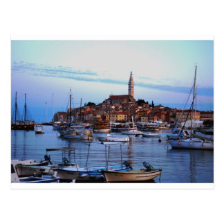 Puerto de Rovinj, Croacia Postal