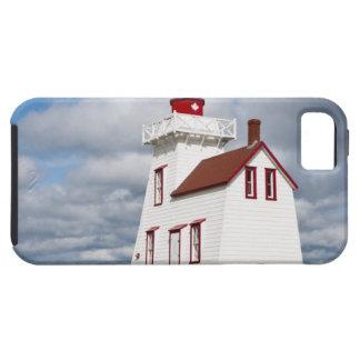 Puerto de Rustico Isla del Principe Eduardo iPhone 5 Cobertura