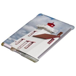 Puerto de Rustico, Isla del Principe Eduardo. Funda Para iPad