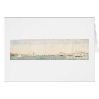 Puerto de San Francisco, California (1244) Tarjeta De Felicitación