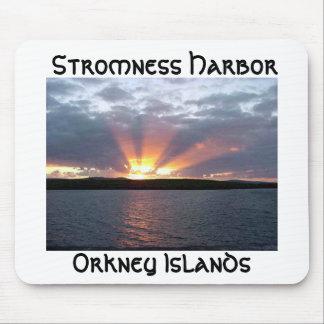 Puerto de Stromness, Islas Orcadas Alfombrilla De Raton