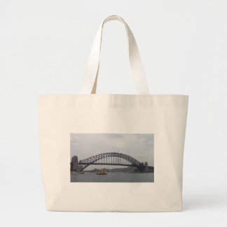 Puerto de Sydney Bolsa Tela Grande