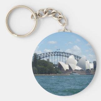 puerto de Sydney Llavero