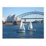Puerto de Sydney Postales