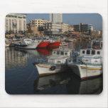 Puerto de Tartus, Siria Alfombrillas De Raton