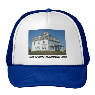 Puerto de Westport, arquitectura histórica del mA Gorros