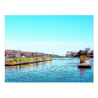 Puerto de York, Maine Tarjetas Postales