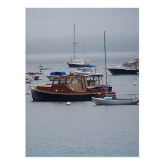 Puerto del sello, Maine Postales