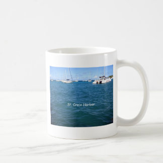 Puerto del St Croix Tazas