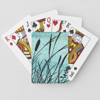 Puerto deportivo baraja de póquer