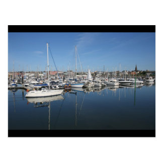 Puerto deportivo de Bangor Postales