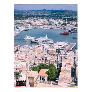 Puerto deportivo de Ibiza Postales