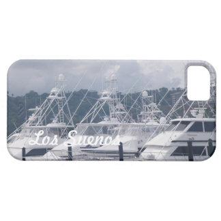 Puerto deportivo del Los Suenos iPhone 5 Case-Mate Protector